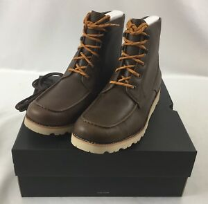 4f36e07aff6 Details about Ugg Men Agnar Boots Shoes Waterproof Grizzly Brown Tan Size 11