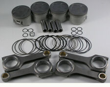 81MM NIPPON RACING SCAT JDM TURBO HONDA B-SERIES PISTONS PISTON KIT B18A B18B LS