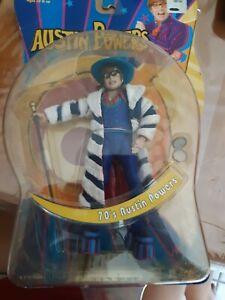 Austin Powers Austin Powers Action Figure Mezco