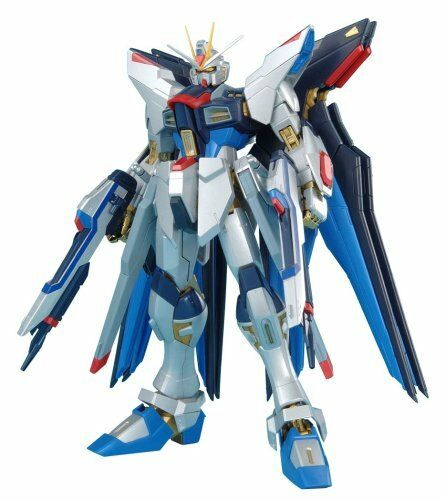 MG 1  100 ZGMF -X10A FrihetsGundam Extra färdiga versioner (bilen Suit Gundam SeED)