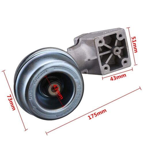 Getriebekopf für STIHL FS44 FS55 FS72 FS74 FS75 FS80 FS85 FS90 FS100 FS110 V7P7