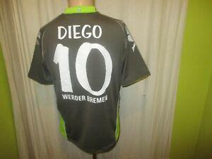 Werder-Bremen-Kappa-Event-Trikot-2007-08-034-Citibank-034-Nr-10-Diego-Gr-M-L-TOP