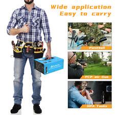 Portable 30mpa Pcp Riflepistol Air Compressor Auto Stop Oil Free Paintball Pump
