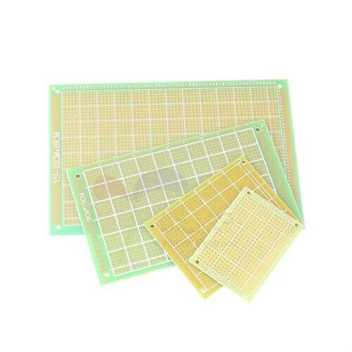 18x30cm 10Pcs Universal Single Side PCB Circuit Board Strip Copper FR-4 5x7cm