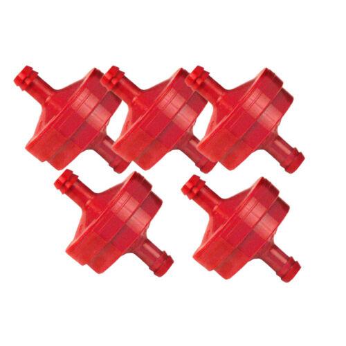 6 Stück Benzinfilter Kraftstofffilter Für Briggs/&Stratton 394358 394358S 298090