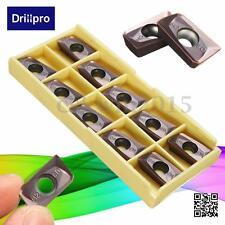 Drillpro APMT1604 PDER 25R0.8 Indexable Carbide Inserts CNC Lathe Milling 10pcs