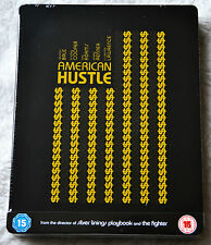 """American Hustle"" Blu-ray Steelbook, neu&ovp"