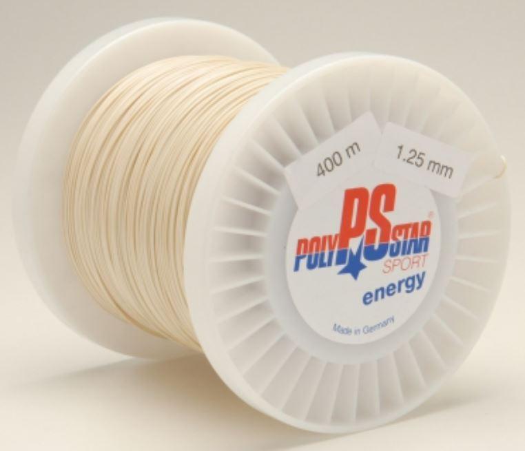 Polystar Energy Natural 400 m Tennissaiten Tennissaiten Tennissaiten    | Hochwertige Produkte  | Deutschland Outlet  | Langfristiger Ruf  eb1c41