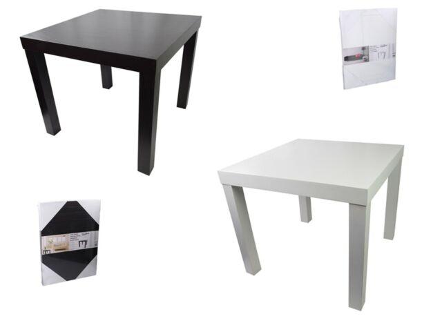 Fine 50Cm Square Side Table Coffee Tables End Display Living Room Home Furniture Frankydiablos Diy Chair Ideas Frankydiabloscom
