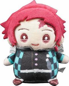 Demon Slayer Kimetsu no Yaiba Kamado Tanjirou Plush Stuffed Doll Cute Gifts