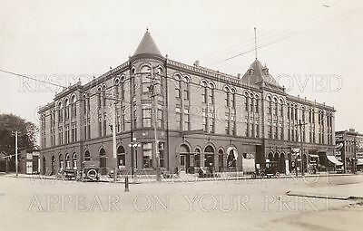 Independence Iowa IA hotel opera house 1915 photo 5x7 or request 8x10 or 8x12 or