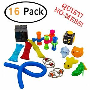 B-THERE-Fidget-Toys-for-Kids-and-Adults-Cool-Sensory-ADHD-Autism-Set-of-16