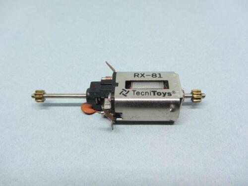 SCX Scalextric RX-81 TecniToys Motore