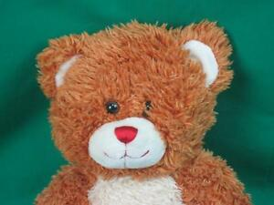 HIGH-SCHOOL-MUSICAL-BUILD-A-BEAR-PLUSH-STUFFED-ANIMAL-BABW-BROWN-TEDDY-BEAR-TOY