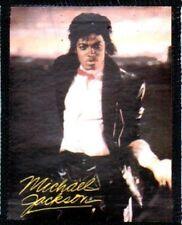 MICHAEL JACKSON BILLIE JEAN PHOTO  SEW ON   PATCH