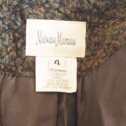 Jacket Uld Kogt Størrelse Blazer Mohair Neiman Nice 4 Grøn Coat Marcus X4q4BwtO