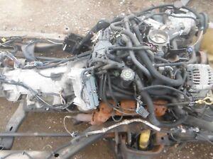 Gm 4 3 vortec engine 4x4 4l60e w wiring, ecm complete takout for 4.3 l vortec engine diagram image is loading gm 4 3 vortec engine 4x4 4l60e w
