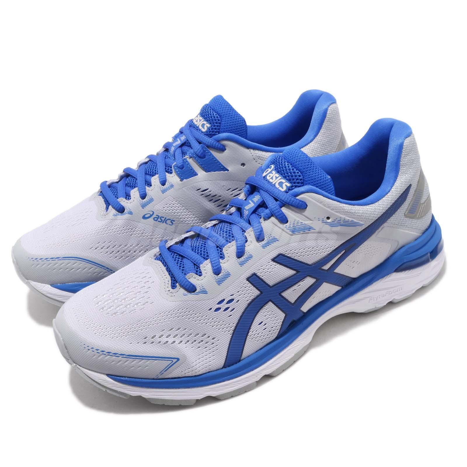 Asics GT2000 7 Lite  Show Grey blueee White Men Running shoes Sneaker 1011A203-020  80% off