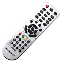 Original Fernbedienung Remote Control Silvercrest Ssr 1080 A1 [for Pvr & Usb]