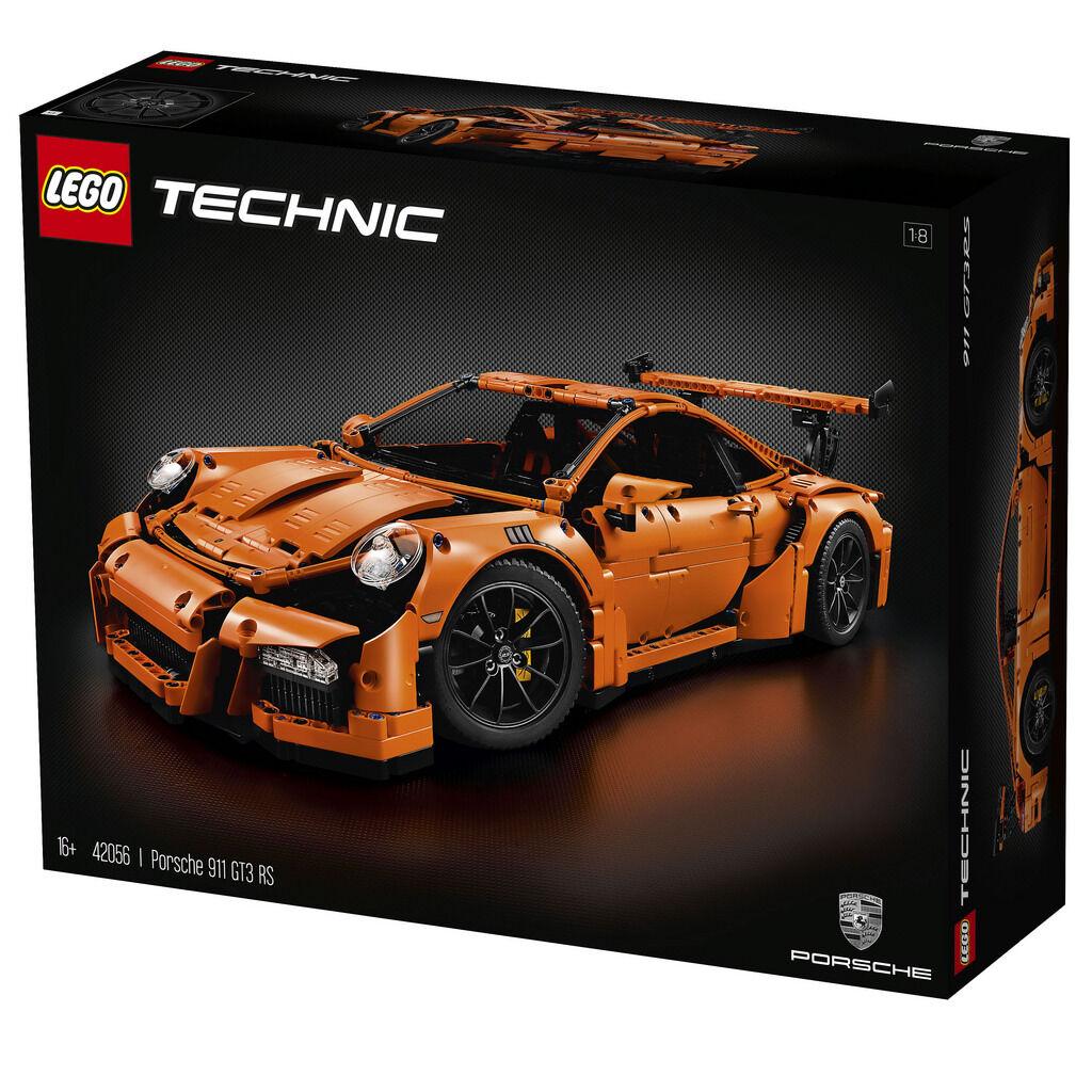 Lego Technic - 42056 - Porsche 911 GT3 RS - - - Neuf et Scellé 5f9ddb