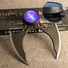 DC Comics Batman Arkham Knight Batarang Letter Opener with Light Spring Action