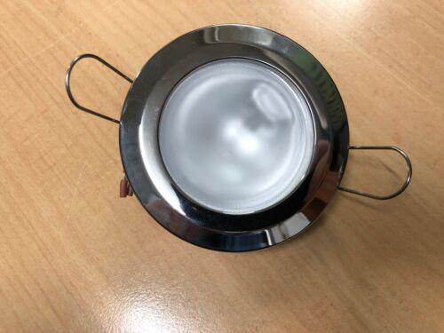Quick Boot Deckenstrahler LED 12V Champing Kaltweiß // Einbauspot