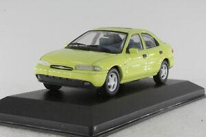 A-s-s-Minichamps-PMA-1-43-Ford-Mondeo-Hatchback-citrusgelb-ORIGINALE-PC-Box