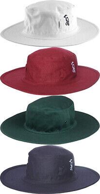 Kookaburra Sun Hat in Neutral with Wide Brim Comfortable Integral Towel Band XL