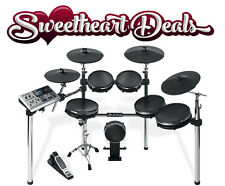 Alesis DM10 X Mesh Kit Six-Piece Electronic Drum Kit with Mesh Drum Heads