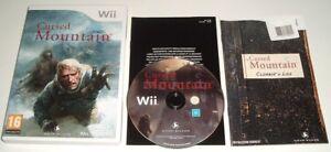 CURSED-MOUNTAIN-Nintendo-Wii-amp-Wii-U-Survival-Horror-Game