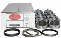 Enginetech Piston & Ring Kit Dodge Mopar 440 1972-1978 Flat Top