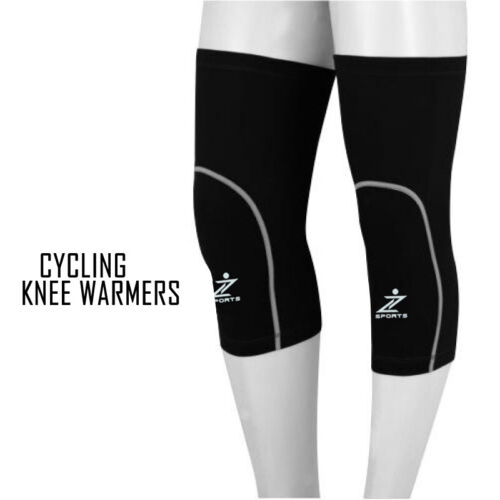 Road + MTB L M S Cycling Knee Warmer Winter Cycle Knee Thermal Warmers XL
