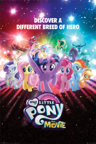 A Different Maxi Poster - 61cm x 91.5cm - PP34205-710 My Little Pony Movie