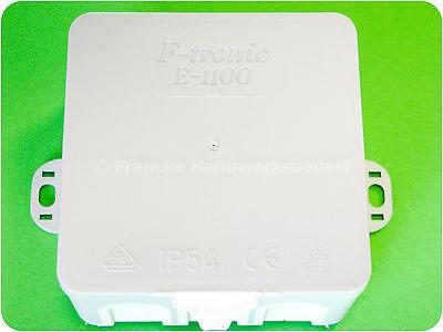 E1100 Abzweigdose 85x85 IP54 mit Durchstoßmembranen 10 Stück