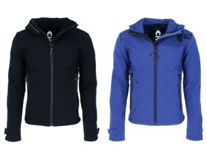 Giacca softshell Chiemsee Wolf Maschile Creek d75q5wz