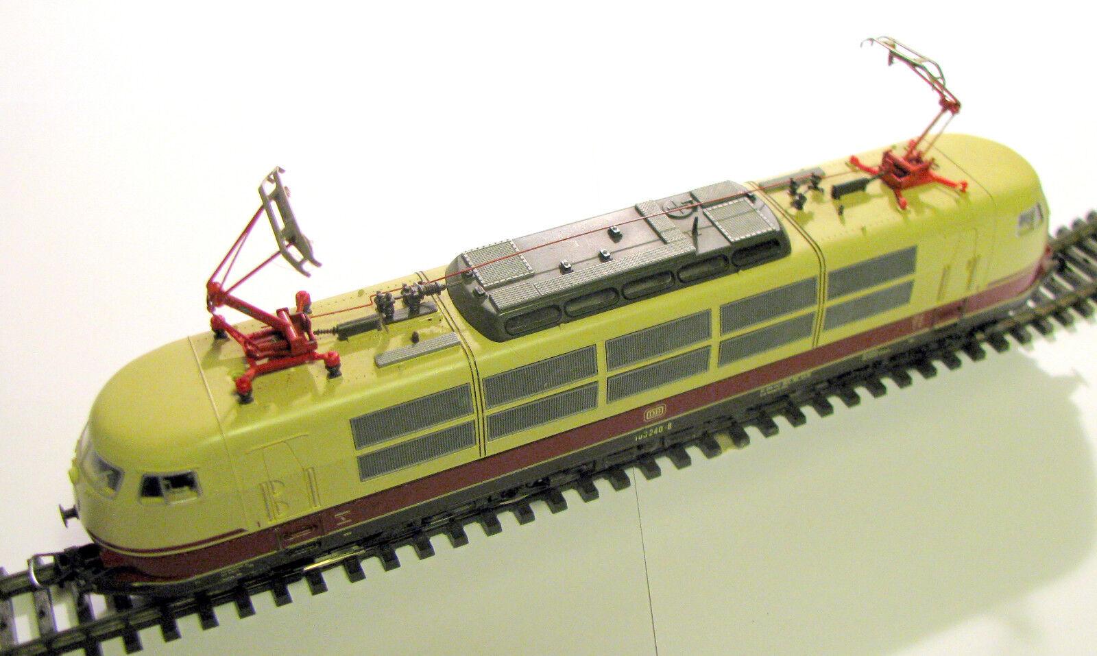Roco h0 e Lok br 103 de la DB