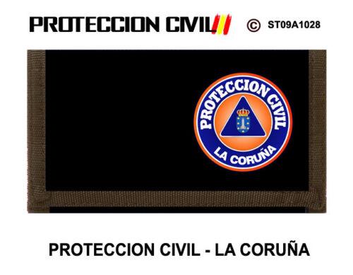 MONEDEROS EMERGENCIAS PROTECCION CIVIL Y EMERGENCIAS LA CORUÑA