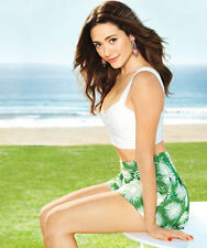 Emmy Rossum Sitting 8x10 Photo Picture Celebrity Print