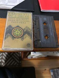 FRAGMENTS-OF-A-DREAM-JOHN-WILLIAMS-Cassette-Tape