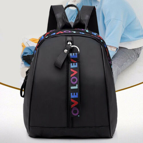Women Mini Waterproof Shoulder Bags Storage Travel Backpack Casual Gift Hot