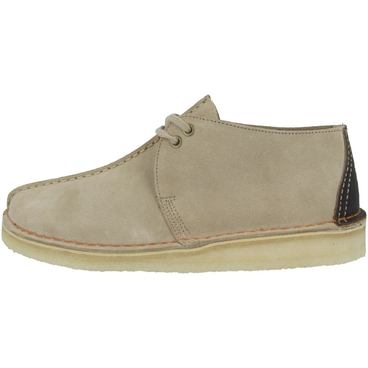 Clarks Desert Trek Men ´S shoes Men's Leisure Lace up Sand Suede 26138666