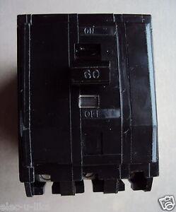square d qo x 60a m3 type 4 tp 3 phase bs3871 60 amp 3 pole 3 module rh ebay co uk
