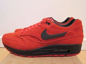 pretty nice 8dccf c9a37 Image is loading 2012-Nike-Air-Max-1-PRM-Premium-Pimento-