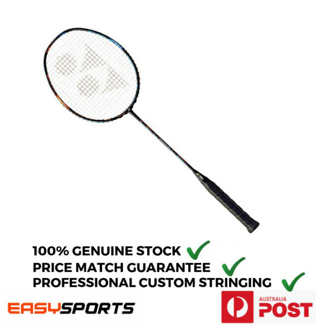 YONEX NANORAY 900 BLUE BADMINTON RACKET MADE IN JAPAN CHOICE OF STRING