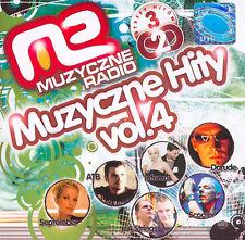 = MUZYCZNE HITY vol.4 [2007] / CD