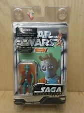 Star Wars 2006 The Saga Collection Greedo 87061 ~ New Misp Bounty Hunter No