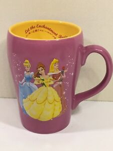 Enchantment Disney Purple The Belle Cinderella Details About Let Princess 3d Begin Aurora Mug YbyIf6gv7