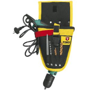 Werkzeugtasche für Akkuschrauber Gürteltasche Tasche Holster mit Schnalle Halter