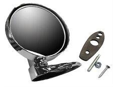 RH Round Type 1966-74 Mopar A /& B-Body Outer Door Mirror