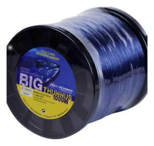 FILO-TRAINA-KALI-KUNNAN-BIG-THUNNUS-0-875mm-80lb-Metri-1000-BIG-GAME